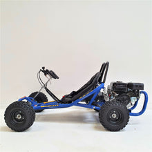 Load image into Gallery viewer, 196cc - Off-Road Go Kart - Blue