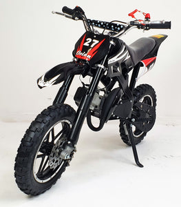 50cc Mini Dirt Bike Orion - Black