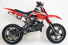Load image into Gallery viewer, 50cc Mini Dirt Bike Orion - Red