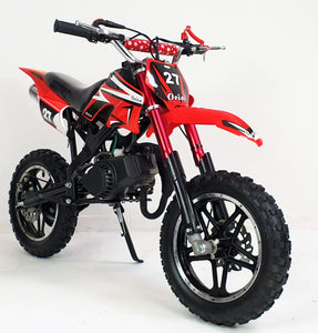 50cc Mini Dirt Bike Orion - Red
