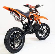 Load image into Gallery viewer, 50cc Mini Dirt Bike Orion - Orange