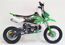 Load image into Gallery viewer, 125cc - MXB - Electric/Kick Start - Green
