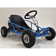 Load image into Gallery viewer, 50cc - Mini Moto Go-Kart - Blue
