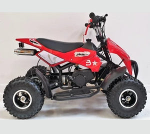 50cc - Mini Quad - Red