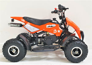 50cc - Mini Quad - Orange