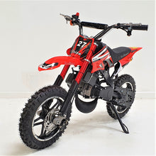 Load image into Gallery viewer, 50cc Mini Dirt Bike - Orion - Electric Start - Red