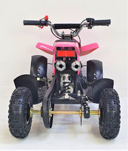 Load image into Gallery viewer, 50cc Mini Quad Bike - Electric Start - Pink