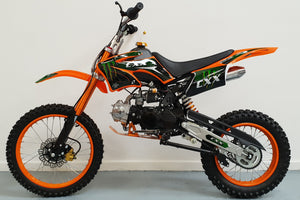 125cc - Big Wheel - Orange