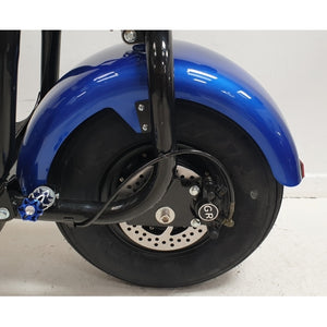1000w - Electric Fat Wheel Cruiser - Scooter
