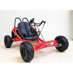 196cc - Off-Road Go Kart - Red