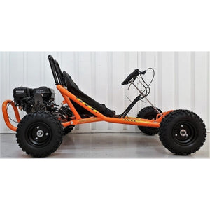 196cc - Off-Road Go Kart - Orange