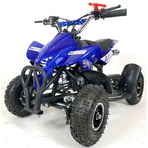 50cc - Mini Quad - Blue