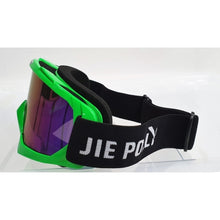 Load image into Gallery viewer, Motocross Goggles - Green