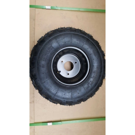 Tyre and Wheel - 16 x 8 - 7