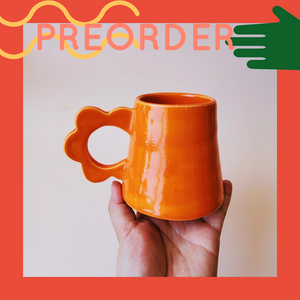 PREORDER DAISY MUG- READ INSTRUCTIONS PLEASE