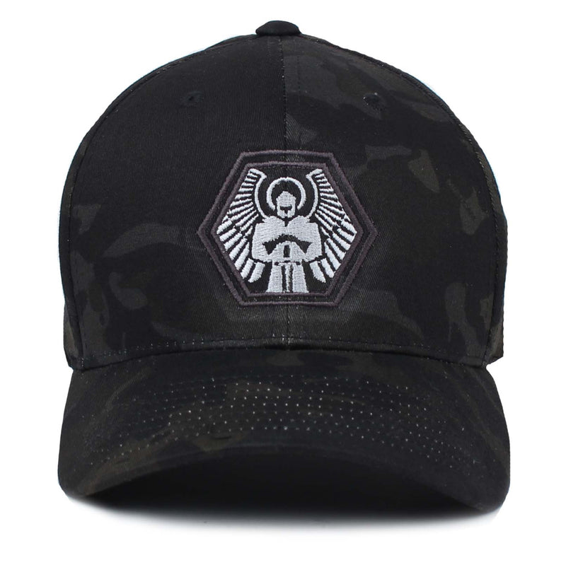 Signature Hex Hat - MULTICAM BLACK FlexFit
