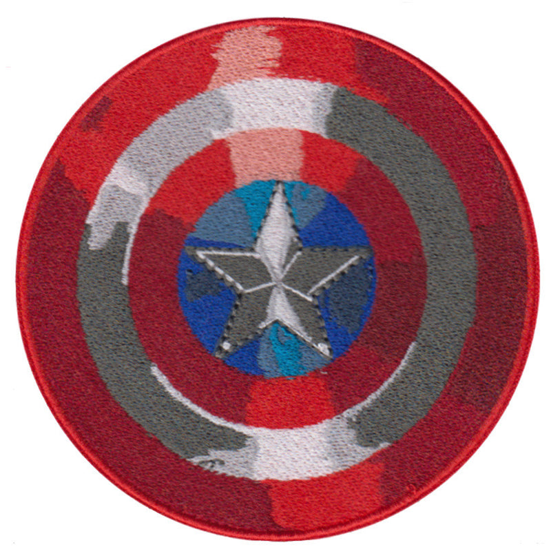 """The Captain"" Shield Patch"