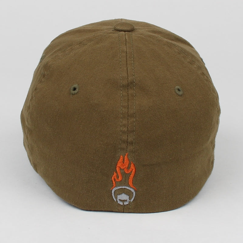Signature Hex Hat - Olive FlexFit