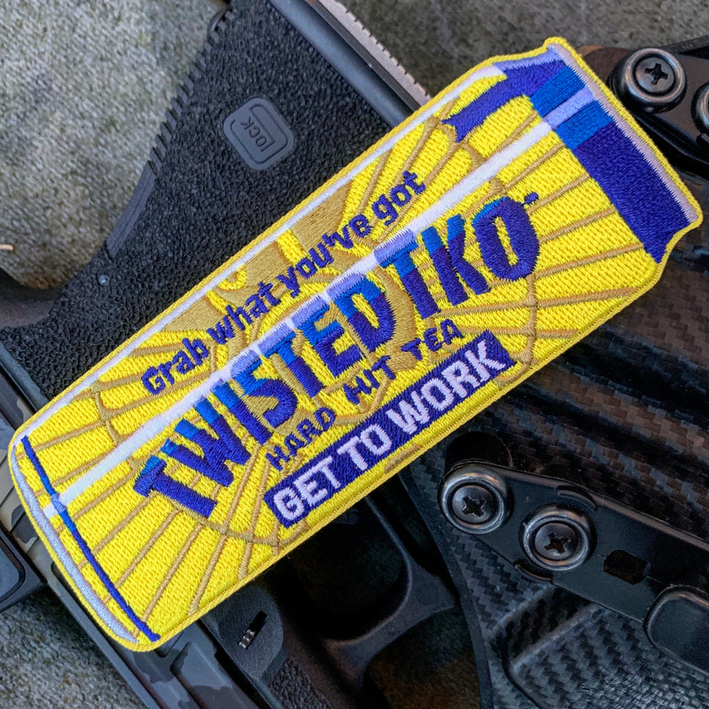 Twisted TKO Patch