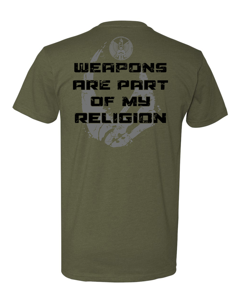 Mando Religion T-Shirt