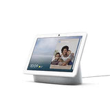 Google Nest Hub Max gray smart hub