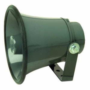 "PA Horn  6"" Aluminum Speaker Horn 15W 8 Ohms - Freeway Communications - Canada's Wireless Communications Specialists"