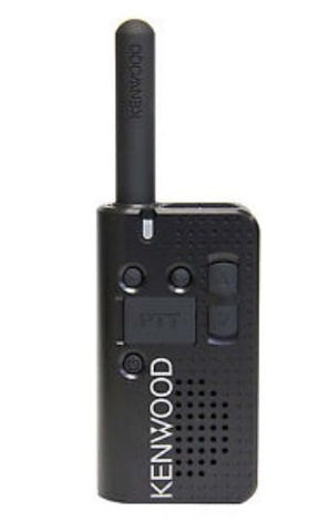 Kenwood PKT-23P POCKET PORTABLE UHF 1.5 WATTS 12.5KHZ 16CH - Freeway Communications - Canada's Wireless Communications Specialists - 1