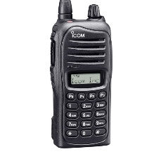 Icom F3033T - VHF Handheld - Freeway Communications - Canada's Wireless Communications Specialists