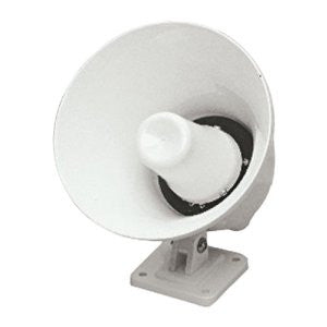 "PA Horn  6"" Plastic Speaker Horn 12W 8 Ohms - Freeway Communications - Canada's Wireless Communications Specialists"