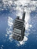 Icom F50V - VHF Handheld - Freeway Communications - Canada's Wireless Communications Specialists - 2