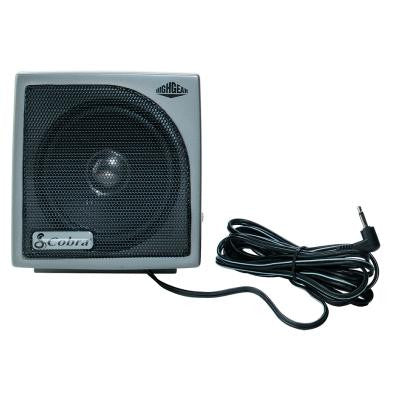Cobra HG S100 Dynamic External CB Speaker - Freeway Communications - Canada's Wireless Communications Specialists