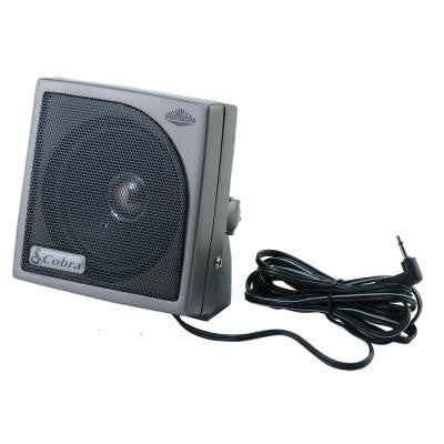 Cobra HG S300 Dynamic External CB Speaker with Noise Filter - Freeway Communications - Canada's Wireless Communications Specialists