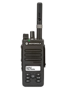 Motorola TRBO XPR3500 - VHF or UHF DIGITAL Handheld - Freeway Communications - Canada's Wireless Communications Specialists