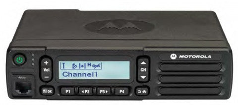 Motorola TRBO XPR2500 - VHF or UHF DIGITAL Mobile - Freeway Communications - Canada's Wireless Communications Specialists
