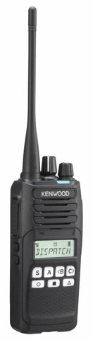 Kenwood NX-1200 260 Channel Display VHF Portable
