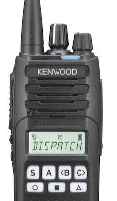 Kenwood NX-1300 260 Channel Display UHF Portable