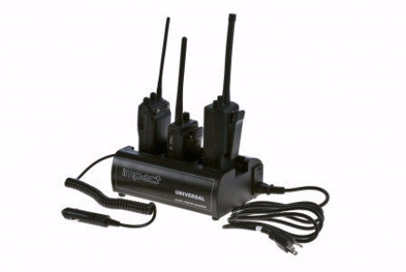 Universal Rapid Three Bank Charger - Freeway Communications - Canada's Wireless Communications Specialists - 1