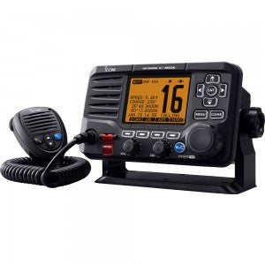 icom IC-M506 Fixed mount VHF marine transceiver - Freeway Communications - Canada's Wireless Communications Specialists - 2