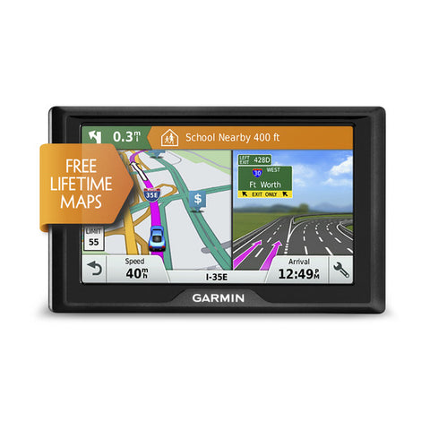 Garmin Drive™ 51 LM -Entry-level GPS navigator with driver alerts