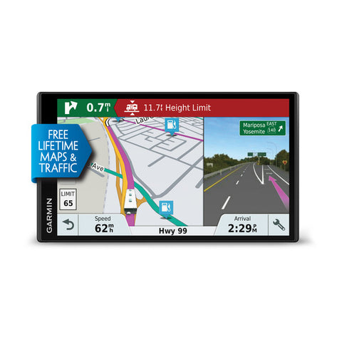 Garmin RV 770 LMT-S - Customized RV Navigation
