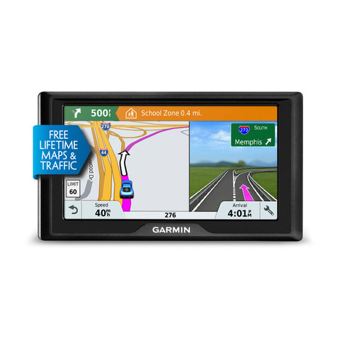 Garmin Drive™ 61 LMT-S -Entry-level GPS navigator with Live Traffic