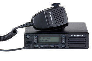 Motorola TRBO CM300D - VHF or UHF DIGITAL Mobile - Freeway Communications - Canada's Wireless Communications Specialists - 2