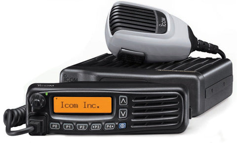 Icom F6061 - UHF Mobile - Freeway Communications - Canada's Wireless Communications Specialists