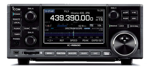 IC-R8600 Icom's Wideband Receiver