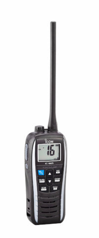 Icom M25 - Marine Handheld Radio - Freeway Communications - Canada's Wireless Communications Specialists