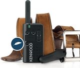 Kenwood PKT-23P POCKET PORTABLE UHF 1.5 WATTS 12.5KHZ 16CH - Freeway Communications - Canada's Wireless Communications Specialists - 2