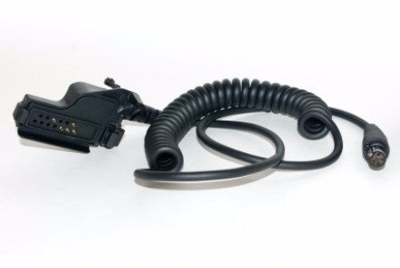 M5 Cable for PDM-2 and PDM-3 Headset - Freeway Communications - Canada's Wireless Communications Specialists