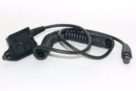 MC2 Cable for PDM-2 and PDM-3 Headset - Freeway Communications - Canada's Wireless Communications Specialists