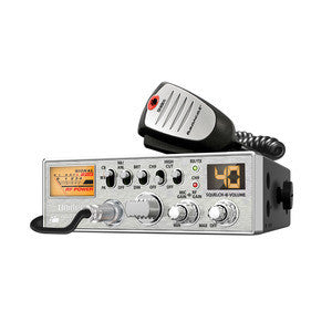 Uniden PC68 Bearcat 40 Channel CB Radio - Freeway Communications - Canada's Wireless Communications Specialists