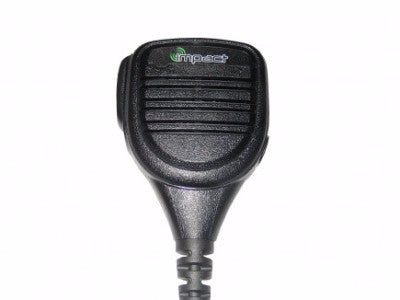 Platinum Series IP67 rated Speaker Mic w/ 3.5mm jac - Freeway Communications - Canada's Wireless Communications Specialists